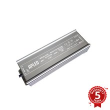 APLED - LED elektroninis transformatorius DRIVER 100W12V/8,3A IP67