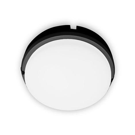 Brilagi - LED pramoninis lubinis šviestuvas SIMA LED/12W/230V IP65 juodas