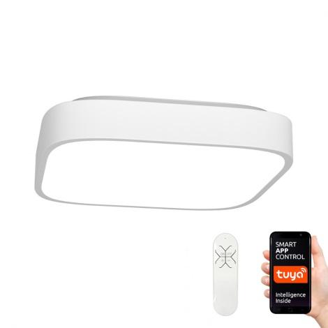 Immax NEO 07040L - LED Reguliuojamas lubų šviestuvas RECUADRO LED/56W/230V + VP Tuya