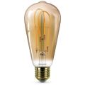LED elektros lemputė Philips E27/5W/230V - VINTAGE 2000K