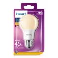LED Elektros lemputė Philips E27/8,5W/230V 2000K