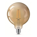 LED Pritemdoma lemputė Philips VINTAGE E27/7W/230V 2200K