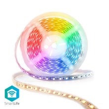 LED RGB Smart Wi-Fi juosta LED/15W/230V 2700 - 6500K 5 m