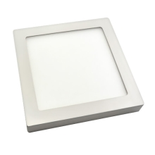 Lubinis LED šviestuvas RIKI-P LED SMD/18W/230V 225x225 mm