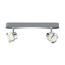 Philips 34173/11/P0 - LED vonios šviestuvas MYBATHROOM RESORT 2xLED/4,5W/230V IP44