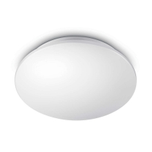 Philips 34345/31/P0 - LED vonios šviestuvas MYBATHROOM PARASIL LED/22W/230V IP44