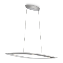 Philips 37368/48/16 - LED sietynas, kabinamas ant virvės INSTYLE PONTE 3xLED/7,5W/230V