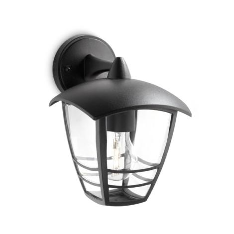 Philips - Sieninis lauko šviestuvas 1xE27/60W/230V