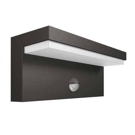 Philips - Sieninis LED lauko šviestuvas su jutikliu 2xLED/4,5W