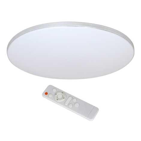 Pritemdomas lubinis LED šviestuvas su nuotoliniu valdymu SIENA LED/72W/230V